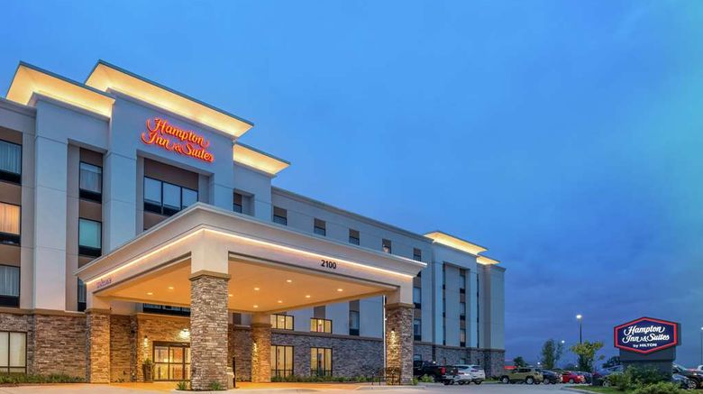 """Hampton Inn  and  Suites Ames Exterior. Images powered by <a href=""""http://web.iceportal.com"""" target=""""_blank"""" rel=""""noopener"""">Ice Portal</a>."""