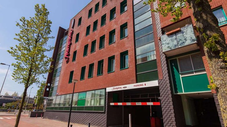 """Hampton by Hilton Amsterdam Centre East Exterior. Images powered by <a href=""""http://web.iceportal.com"""" target=""""_blank"""" rel=""""noopener"""">Ice Portal</a>."""