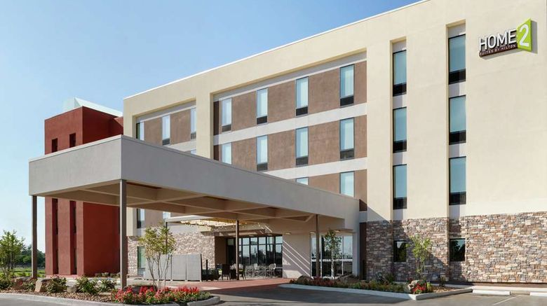 """Home2 Suites by Hilton Alexandria Exterior. Images powered by <a href=""""http://web.iceportal.com"""" target=""""_blank"""" rel=""""noopener"""">Ice Portal</a>."""