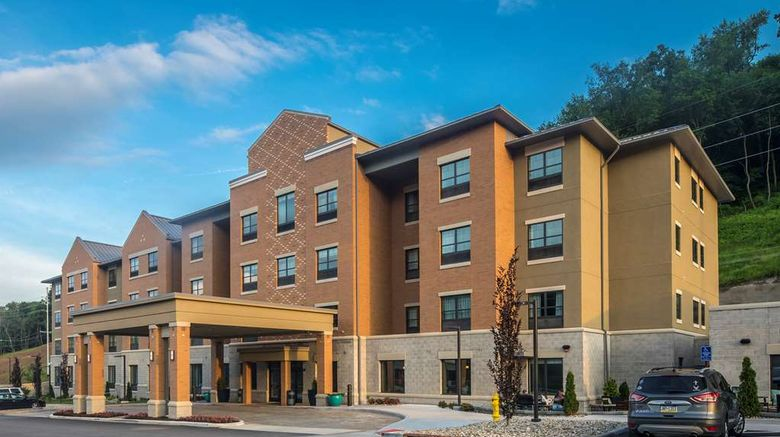 """BW Plus Franciscan Square Inn  and  Suites Exterior. Images powered by <a href=""""http://web.iceportal.com"""" target=""""_blank"""" rel=""""noopener"""">Ice Portal</a>."""