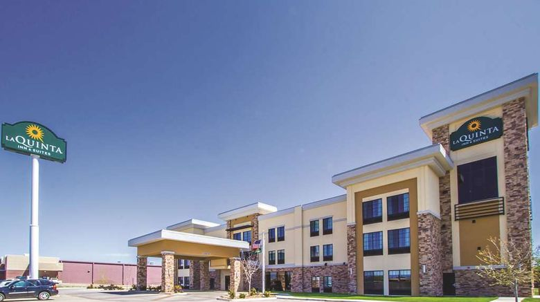 """La Quinta Inn  and  Suites Pampa Exterior. Images powered by <a href=""""http://web.iceportal.com"""" target=""""_blank"""" rel=""""noopener"""">Ice Portal</a>."""