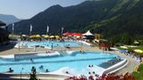 Tulip Inn Bains d'Ovronnaz Pool