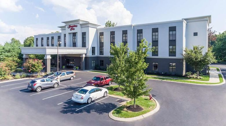 """Hampton Inn White House Exterior. Images powered by <a href=""""http://web.iceportal.com"""" target=""""_blank"""" rel=""""noopener"""">Ice Portal</a>."""