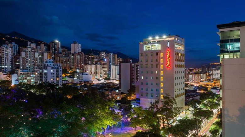 """Hampton by Hilton Bucaramanga Exterior. Images powered by <a href=""""http://web.iceportal.com"""" target=""""_blank"""" rel=""""noopener"""">Ice Portal</a>."""