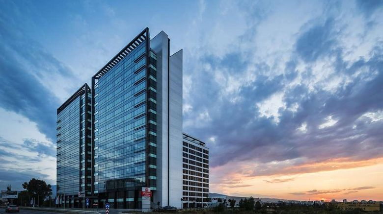 """Best Western Premier Sofia Airport Hotel Exterior. Images powered by <a href=""""http://web.iceportal.com"""" target=""""_blank"""" rel=""""noopener"""">Ice Portal</a>."""