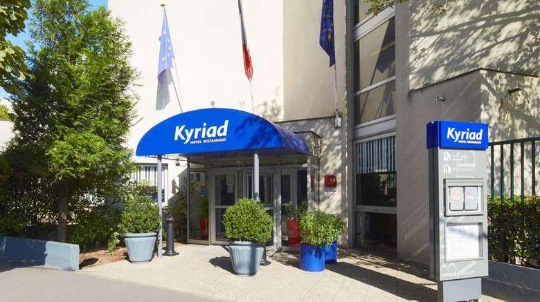 "Kyriad Paris Nord Porte De Saint Ouen Exterior. Images powered by <a href=""http://web.iceportal.com"" target=""_blank"" rel=""noopener"">Ice Portal</a>."