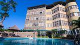Colosseum Square Luxury Apartments Pool