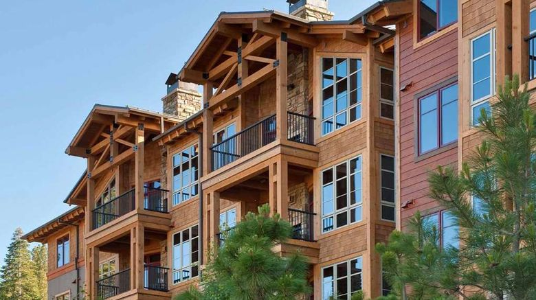 """Welk Resorts Northstar Lodge Exterior. Images powered by <a href=""""http://web.iceportal.com"""" target=""""_blank"""" rel=""""noopener"""">Ice Portal</a>."""