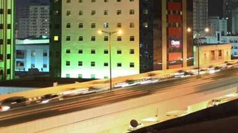 """Citymax Hotel Sharjah Exterior. Images powered by <a href=""""http://web.iceportal.com"""" target=""""_blank"""" rel=""""noopener"""">Ice Portal</a>."""