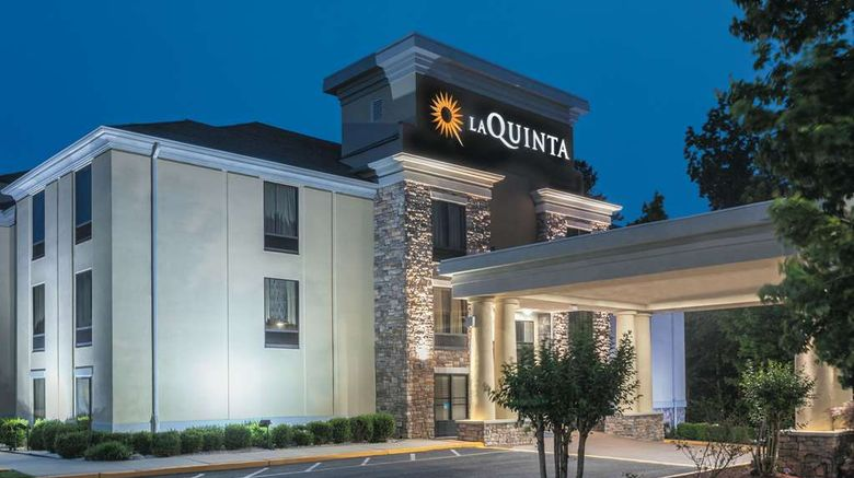 """La Quinta Inn  and  Suites Covington Exterior. Images powered by <a href=""""http://web.iceportal.com"""" target=""""_blank"""" rel=""""noopener"""">Ice Portal</a>."""