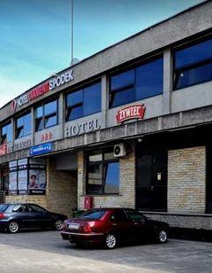 Hotel Diament Spodek Katowice