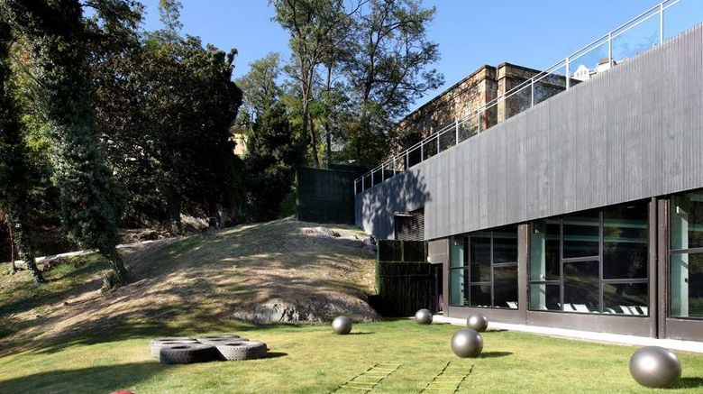 """Occidental Bilbao Exterior. Images powered by <a href=""""http://web.iceportal.com"""" target=""""_blank"""" rel=""""noopener"""">Ice Portal</a>."""