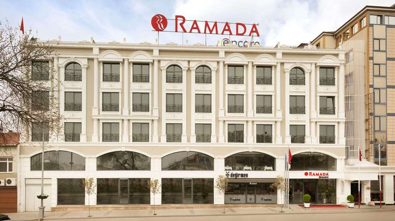 """Ramada Encore Gebze Exterior. Images powered by <a href=""""http://web.iceportal.com"""" target=""""_blank"""" rel=""""noopener"""">Ice Portal</a>."""