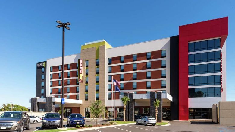 """Home2 Suites by Hilton Columbia Downtown Exterior. Images powered by <a href=""""http://web.iceportal.com"""" target=""""_blank"""" rel=""""noopener"""">Ice Portal</a>."""