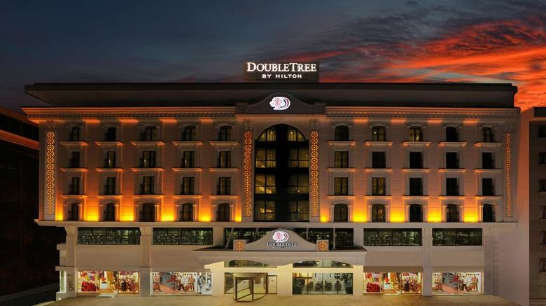 """<b>DoubleTree by Hilton Hotel Elazig Exterior</b>. Images powered by <a href=""""https://iceportal.shijigroup.com/"""" title=""""IcePortal"""" target=""""_blank"""">IcePortal</a>."""