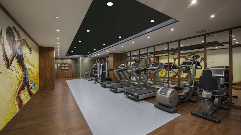 """<b>DoubleTree by Hilton Hotel Elazig Health</b>. Images powered by <a href=""""https://iceportal.shijigroup.com/"""" title=""""IcePortal"""" target=""""_blank"""">IcePortal</a>."""