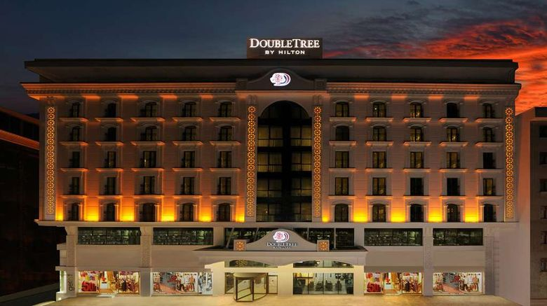 """DoubleTree by Hilton Hotel Elazig Exterior. Images powered by <a href=""""http://web.iceportal.com"""" target=""""_blank"""" rel=""""noopener"""">Ice Portal</a>."""