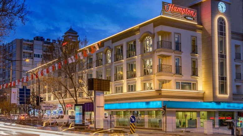 """Hampton by Hilton Kahramanmaras Exterior. Images powered by <a href=""""http://web.iceportal.com"""" target=""""_blank"""" rel=""""noopener"""">Ice Portal</a>."""