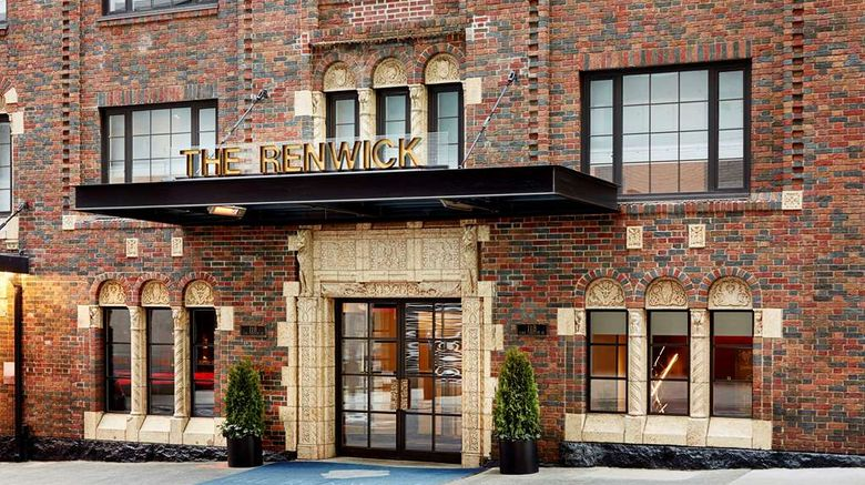 """Renwick Hotel New York City, Curio Coll Exterior. Images powered by <a href=""""http://web.iceportal.com"""" target=""""_blank"""" rel=""""noopener"""">Ice Portal</a>."""