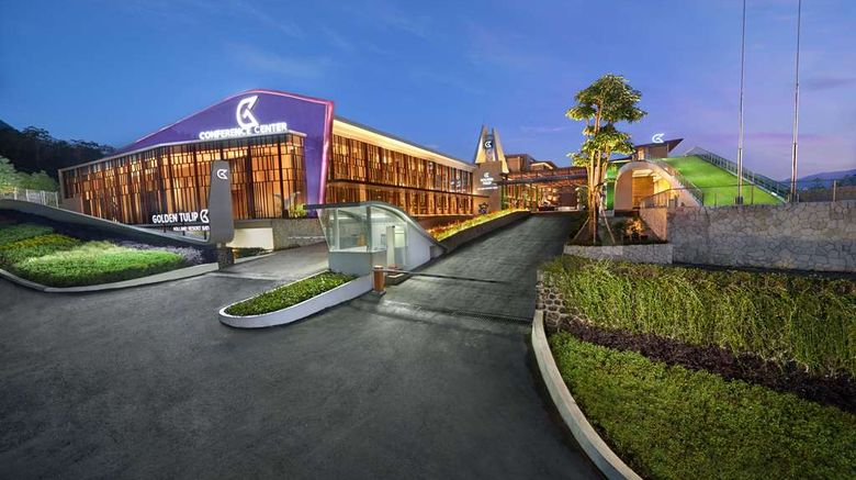 """Golden Tulip Holland Resort Conference Exterior. Images powered by <a href=""""http://web.iceportal.com"""" target=""""_blank"""" rel=""""noopener"""">Ice Portal</a>."""