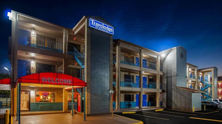 """Travelodge Houston Hobby Airport Exterior. Images powered by <a href=""""http://web.iceportal.com"""" target=""""_blank"""" rel=""""noopener"""">Ice Portal</a>."""