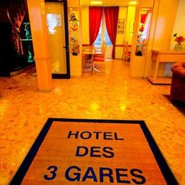 Des Trois Gares Hotel