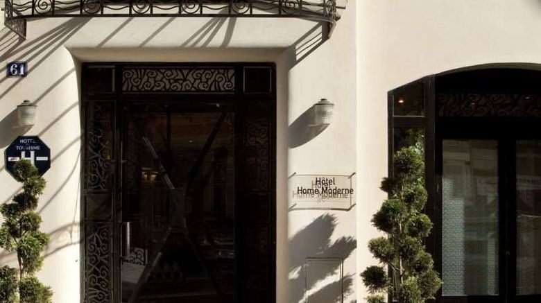 """Hotel Home Moderne Exterior. Images powered by <a href=""""http://web.iceportal.com"""" target=""""_blank"""" rel=""""noopener"""">Ice Portal</a>."""