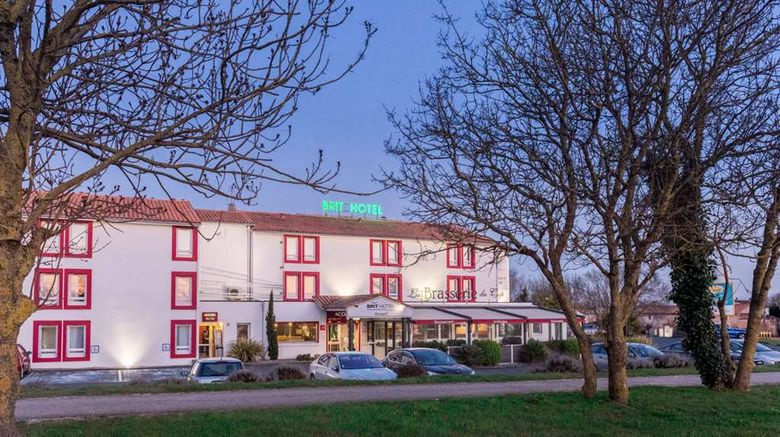 """<b>Brit Hotel La Rochelle Perigny Exterior</b>. Images powered by <a href=""""https://iceportal.shijigroup.com/"""" title=""""IcePortal"""" target=""""_blank"""">IcePortal</a>."""