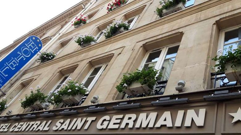 """Hotel Central Saint Germain Exterior. Images powered by <a href=""""http://web.iceportal.com"""" target=""""_blank"""" rel=""""noopener"""">Ice Portal</a>."""