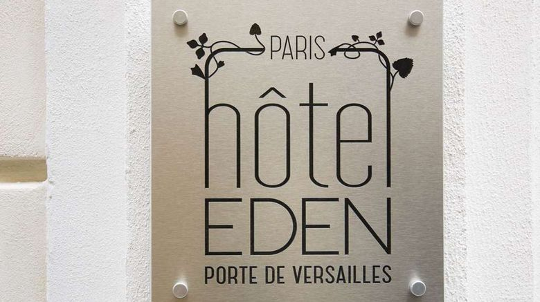 """Eden Hotel Paris Exterior. Images powered by <a href=""""http://web.iceportal.com"""" target=""""_blank"""" rel=""""noopener"""">Ice Portal</a>."""