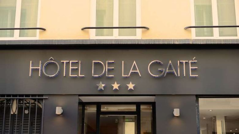 """Hotel De La Gaite Exterior. Images powered by <a href=""""http://web.iceportal.com"""" target=""""_blank"""" rel=""""noopener"""">Ice Portal</a>."""