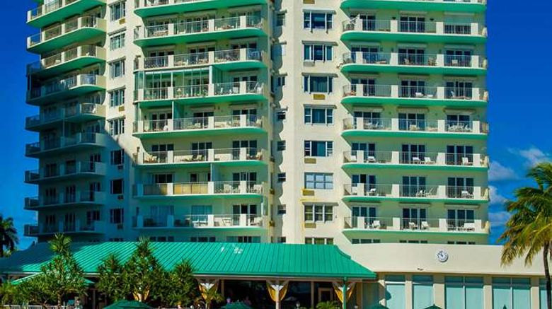 """Sea View Hotel Exterior. Images powered by <a href=""""http://web.iceportal.com"""" target=""""_blank"""" rel=""""noopener"""">Ice Portal</a>."""