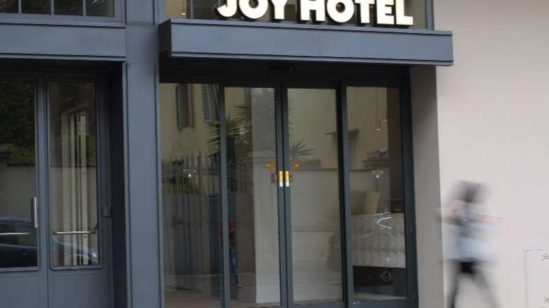 """C-Hotels Joy Florence Exterior. Images powered by <a href=""""http://web.iceportal.com"""" target=""""_blank"""" rel=""""noopener"""">Ice Portal</a>."""