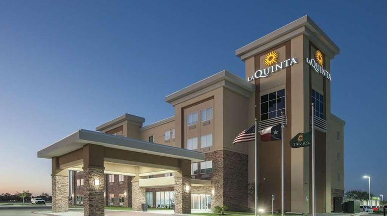 """La Quinta Inn  and  Suites Kingsville Exterior. Images powered by <a href=""""http://web.iceportal.com"""" target=""""_blank"""" rel=""""noopener"""">Ice Portal</a>."""