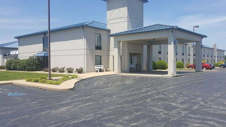 """Baymont Inn  and  Suites West Plains Exterior. Images powered by <a href=""""http://web.iceportal.com"""" target=""""_blank"""" rel=""""noopener"""">Ice Portal</a>."""