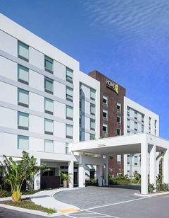Home2 Suites Ft Lauderdale Arpt/Cruise