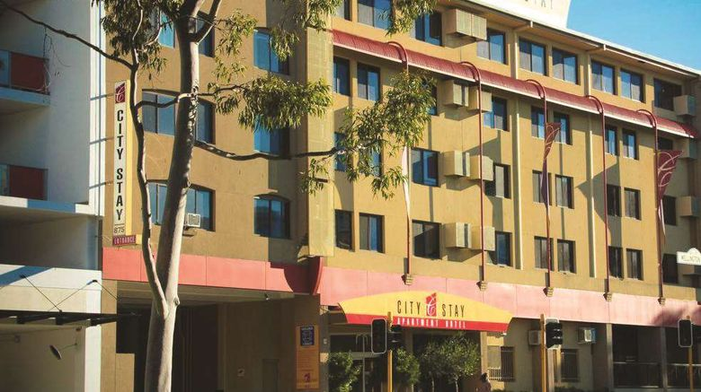 """City Stay Apartments Exterior. Images powered by <a href=""""http://web.iceportal.com"""" target=""""_blank"""" rel=""""noopener"""">Ice Portal</a>."""