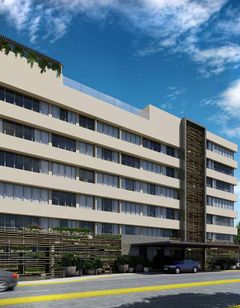 Hotel 1970 Posada Guadalajara, Curio Col