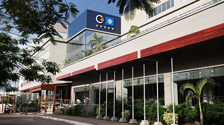 """<b>Wyndham Costa del Sol Pucallpa Exterior</b>. Images powered by <a href=""""https://iceportal.shijigroup.com/"""" title=""""IcePortal"""" target=""""_blank"""">IcePortal</a>."""