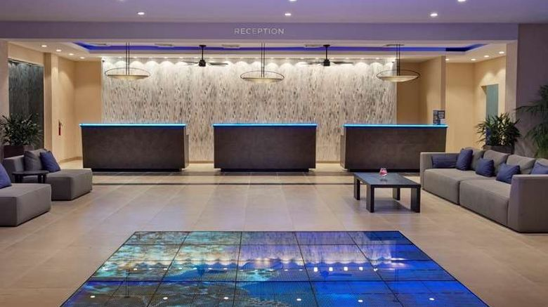 """Tamarijn Aruba All Inclusive Lobby. Images powered by <a href=""""http://web.iceportal.com"""" target=""""_blank"""" rel=""""noopener"""">Ice Portal</a>."""