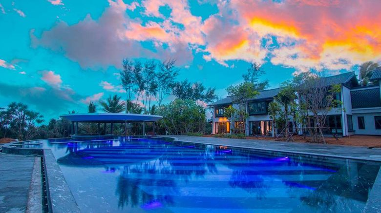 """Baba Beach Club Phuket Hotel Exterior. Images powered by <a href=""""http://web.iceportal.com"""" target=""""_blank"""" rel=""""noopener"""">Ice Portal</a>."""