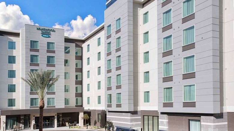 """Homewood Suites Las Vegas City Ctr Exterior. Images powered by <a href=""""http://web.iceportal.com"""" target=""""_blank"""" rel=""""noopener"""">Ice Portal</a>."""