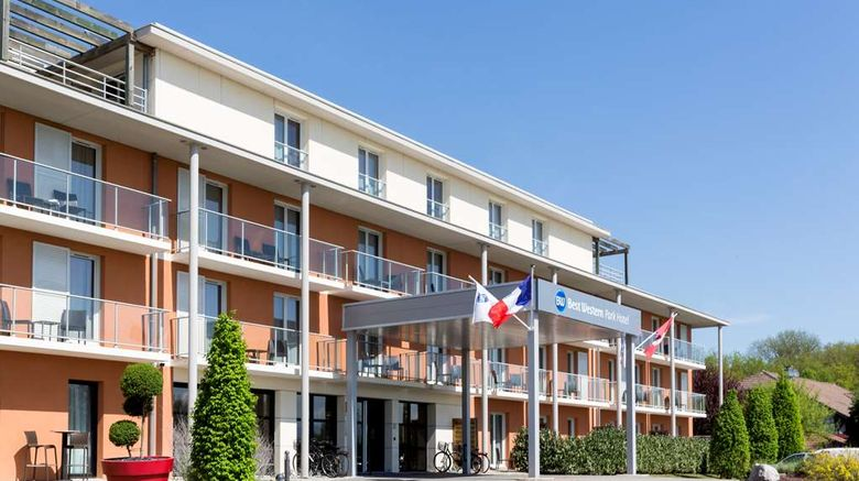 """Best Western Park Hotel Geneve-Thoiry Exterior. Images powered by <a href=""""http://web.iceportal.com"""" target=""""_blank"""" rel=""""noopener"""">Ice Portal</a>."""