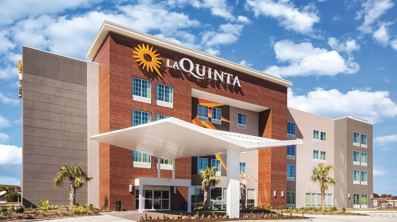 """La Quinta Inn  and  Suites Baton Rouge - Port Allen Exterior. Images powered by <a href=""""http://web.iceportal.com"""" target=""""_blank"""" rel=""""noopener"""">Ice Portal</a>."""