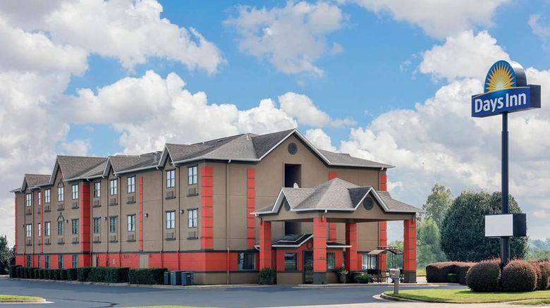 """Days Inn North Little Rock Exterior. Images powered by <a href=""""http://web.iceportal.com"""" target=""""_blank"""" rel=""""noopener"""">Ice Portal</a>."""