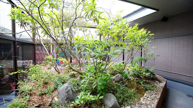 """Hotel Gracery Kyoto Exterior. Images powered by <a href=""""http://web.iceportal.com"""" target=""""_blank"""" rel=""""noopener"""">Ice Portal</a>."""