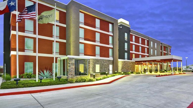 """Home2 Suites by Hilton Brownsville Exterior. Images powered by <a href=""""http://web.iceportal.com"""" target=""""_blank"""" rel=""""noopener"""">Ice Portal</a>."""