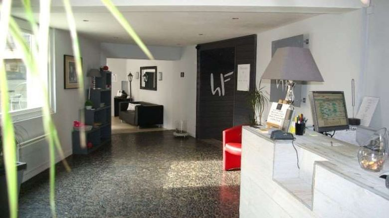 """<b>Hotel Akena City Limoges Lobby</b>. Images powered by <a href=""""https://iceportal.shijigroup.com/"""" title=""""IcePortal"""" target=""""_blank"""">IcePortal</a>."""