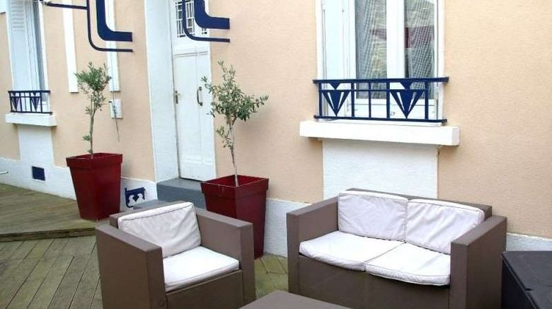 """<b>Hotel Akena City Limoges Exterior</b>. Images powered by <a href=""""https://iceportal.shijigroup.com/"""" title=""""IcePortal"""" target=""""_blank"""">IcePortal</a>."""