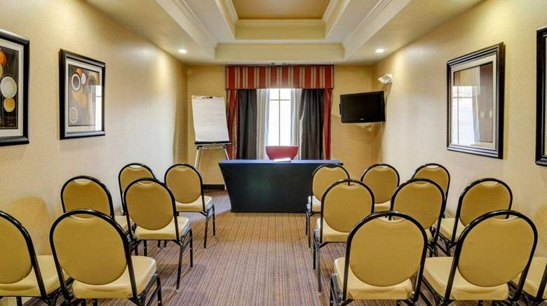 """<b>Comfort Inn & Suites Meeting</b>. Images powered by <a href=""""https://iceportal.shijigroup.com/"""" title=""""IcePortal"""" target=""""_blank"""">IcePortal</a>."""